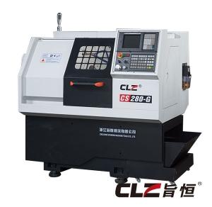CS280-G线轨平床身电主轴机床