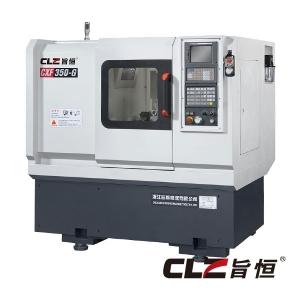 CXF350-G线轨斜床排刀机电主轴机床